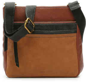 Fossil Women's Corey Leather Crossbody Bag
