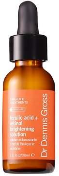 Dr. Dennis Gross Skincare Ferulic Acid + Retinol Brightening Solution 1 oz.