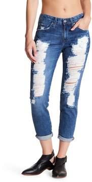Big Star Billie Cropped Jeans