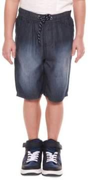 Dex Boy's Drawstring Denim Shorts