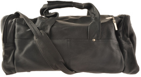 David King Leather 301 Classic Duffel