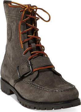 Polo Ralph Lauren Men's Ranger Suede Boots Men's Shoes