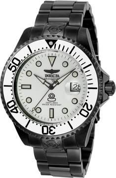 Invicta Pro Diver Automatic White Dial Men's Watch