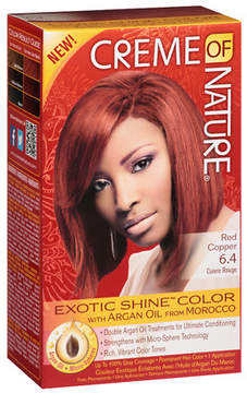 Creme Of Nature Nourishing Permanent Hair Color Kit Red Copper