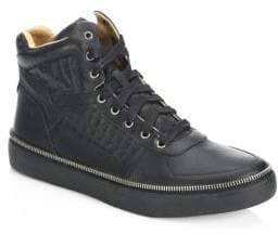Diesel Spaark High-Top Sneakers