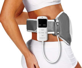 ABS by Allen Schwartz Carepeutic Inversion Deluxe Waist and Percussion Massager