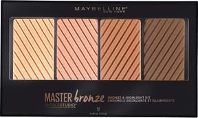 Maybelline FaceStudio Master Bronze Kit