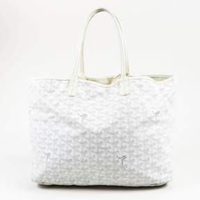 Goyard Saint-Louis cloth handbag