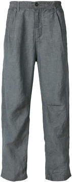 Massimo Alba loose fit trousers