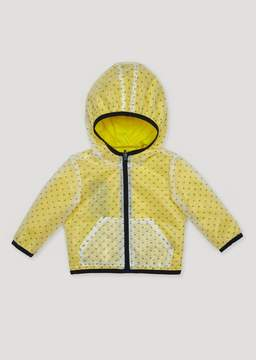 Armani Junior Waterproof Jacket With Hood