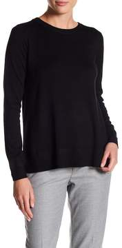 Adrienne Vittadini Bow Back Knit Sweater