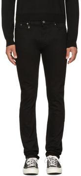 Marc Jacobs Black Slim Jeans