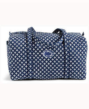 Vera Bradley Penn State Nittany Lions Large Duffel - BLUE - STYLE