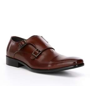 Kenneth Cole Reaction Men's Design 20724 Double Monk Strap Shoes