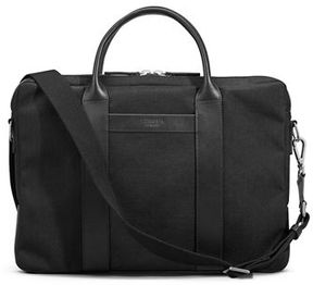 Shinola Canvas Computer Briefcase