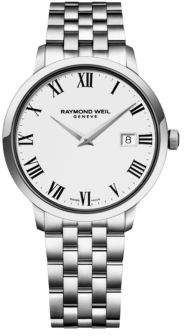 Raymond Weil Men's Toccato Stainless Steel Bracelet Watch