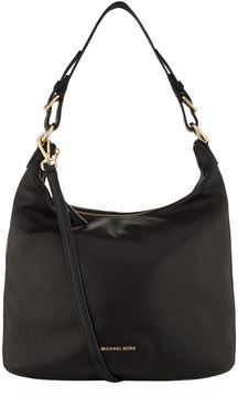 Michael Kors Large Lupita Hobo Bag - BLACK - STYLE