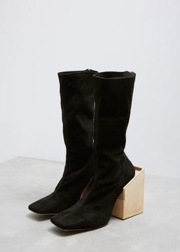 Jacquemus Black Les Bottes Chaussettes