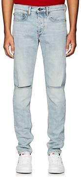 Rag & Bone Men's Fit 1 Distressed Skinny Jeans