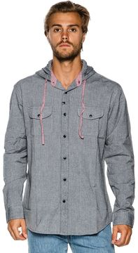 Imperial Motion Clyde Hooded Ls Shirt