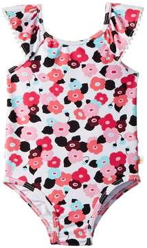 Kate Spade Kids Blooming Floral One-Piece Girl's Jumpsuit & Rompers One Piece