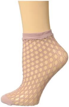 Falke Gill Net Ankle Women's Crew Cut Socks Shoes