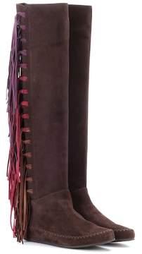 Etro Suede boots