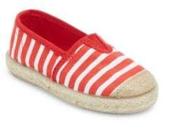 Cienta Baby's, Toddler's & Kid's Striped Espadrilles