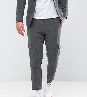 ONLY & SONS Tapered Cropped Pant With Cargo Pocket