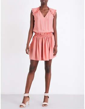 Claudie Pierlot Recif crepe mini dress