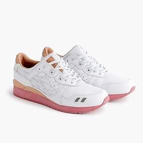 J.Crew PackerTM X X ASICS TigerTM GEL-LYTE® III White Buck sneakers