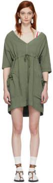 Etoile Isabel Marant Khaki New Flou Wendell Dress