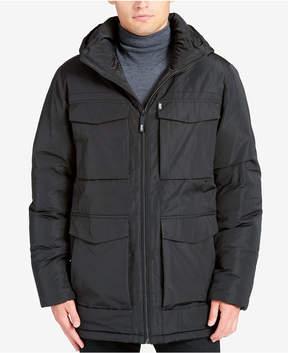 DKNY Men's Hooded Field Jacket