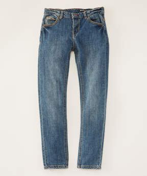 DKNY Indigo & Natural Core Wooster Skinny Jeans - Infant & Boys