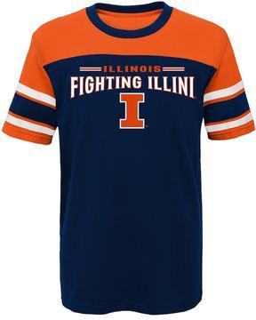 NCAA Boys 4-7 Illinois Fighting Illini Loyalty Tee