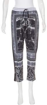 Clover Canyon Mid-Rise Tapered Pants