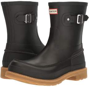 Hunter Original Moc Toe Short Rain Boots Men's Rain Boots