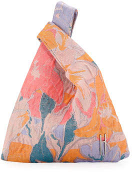Hayward Mini Shopper Jacquard Tech Tote Bag