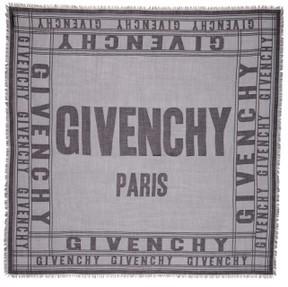 Women's Givenchy Logo Scarf