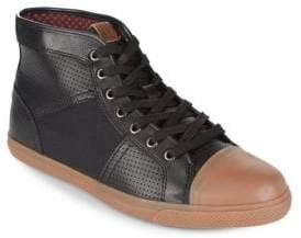 Ben Sherman Mason Mid-Top Lace-Up Sneakers