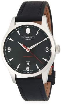 Victorinox Men's Alliance Stainless Steel Watch