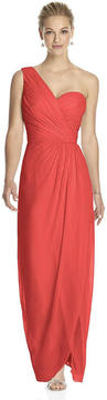 Dessy Collection 2905 Dress In Firecracker
