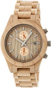 Earth Castillo Chronograph Watch
