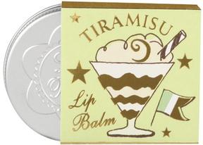 Lip Balm Tiramisu by Bath House (15g Lip Balm)