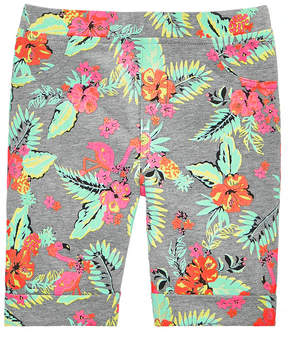 Epic Threads Little Girls Tropical-Print Bermuda Shorts, Created for Macy's