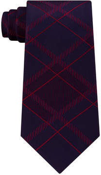 Kenneth Cole Reaction Men's Mars Plaid Tie