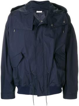 Jil Sander zipped fitted jacket