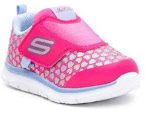 Skechers Sketch-Lite - Heart Sprinters Sneaker (Toddler)