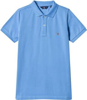 Gant Blue Classic Shield Polo