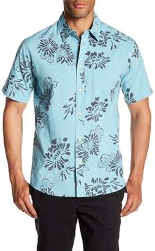 Quiksilver Waterman Collection Hoena Short Sleeve REgular Fit Shirt